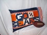 """""""GO BEARS"""" Pillowcase"""