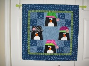 Penguin Wallhanging Pattern